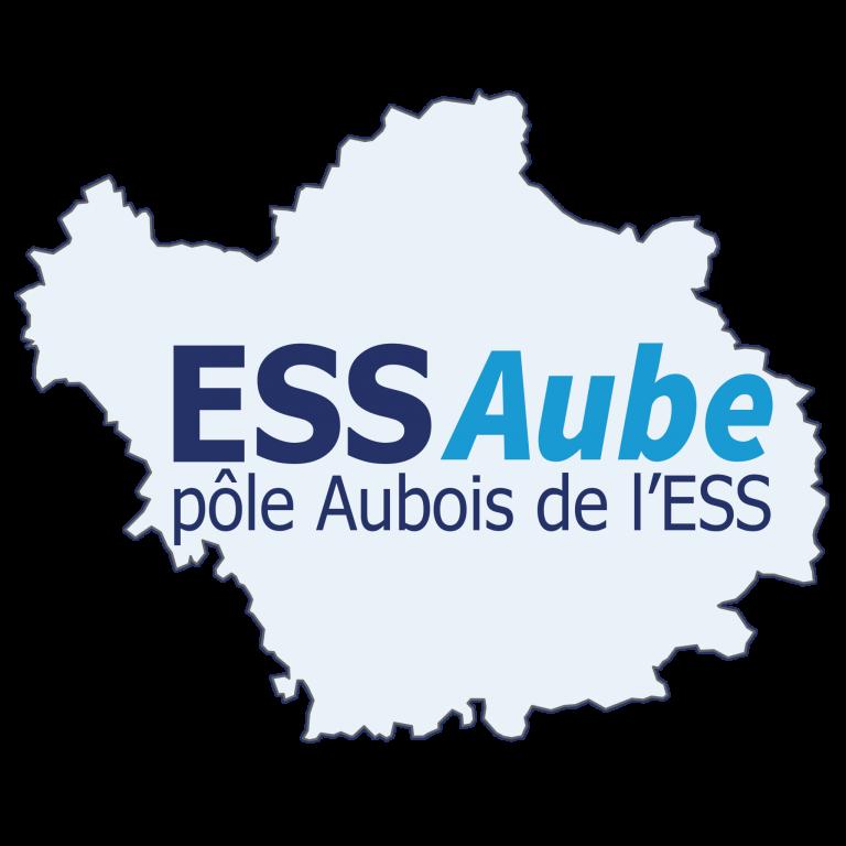 Logo du Pole Aubois de l'ESS, Troyes (Grand Est)