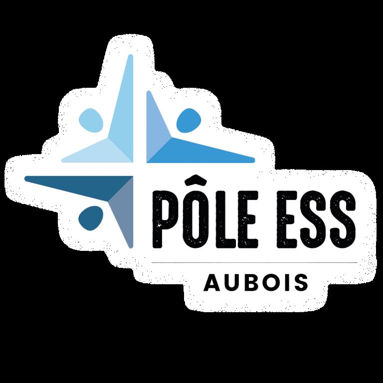 Logo Pôle Aubois de l'ESS 2021