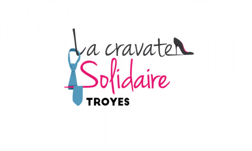 Cravate solidaire Troyes
